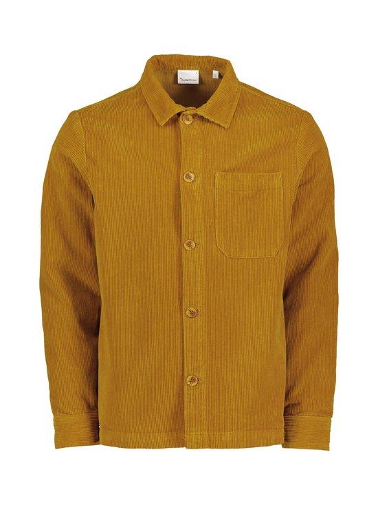 Knowledge Cotton Apparel - 8 Wales Corduroy Overshirt -vakosamettipaita - 1311 BUCKHORN BROWN | Stockmann - photo 1