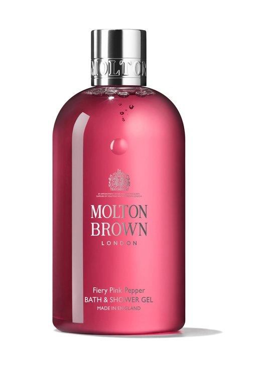 Molton Brown - Fiery Pink Pepper Bath & Shower Gel -suihkugeeli 300 ml - NO COLOR | Stockmann - photo 1