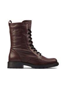 Clarks - Orinoco2 Style -nahkakengät - BURGUNDY   Stockmann
