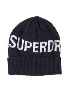 Superdry - Sportstyle Beanie -pipo - JKE DEEP NAVY | Stockmann