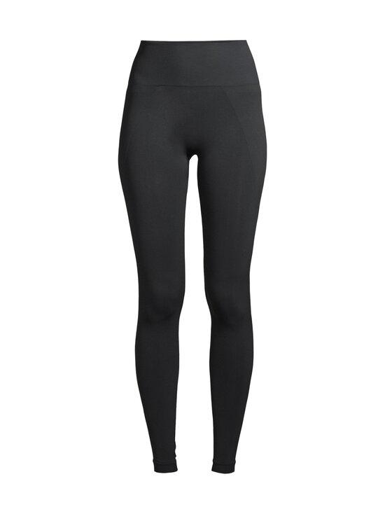 Filippa K - High Seamless Legging -leggingsit - 8905 COAL   Stockmann - photo 1