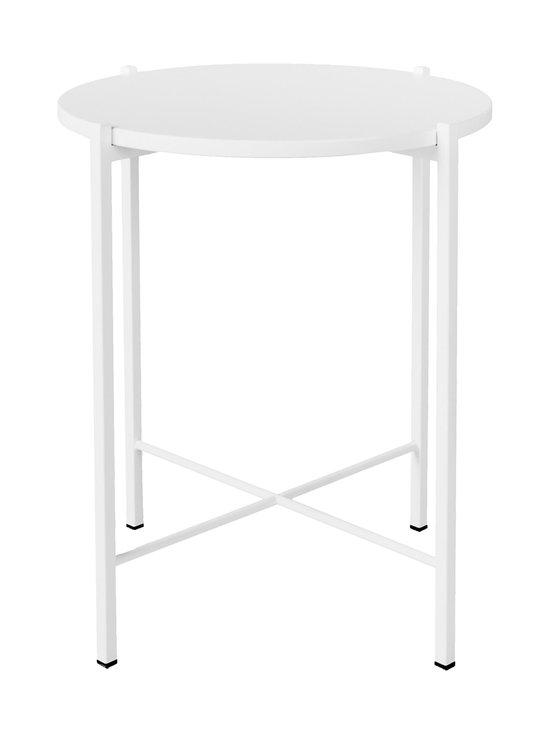 Hakola - Round-pöytä 43 x 52 cm - VALKOINEN | Stockmann - photo 1