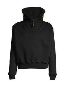 Reebok x Victoria Beckham - VB Cowl Sweatshirt -collegepaita - BLACK | Stockmann