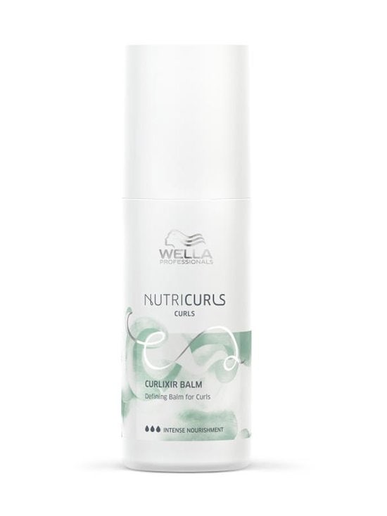 Wella Invigo - Invigo Nutricurls Curlixir Leave-in Balm -hoitoemulsio - NOCOL | Stockmann - photo 1