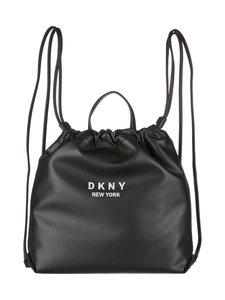 Dkny - Alex Drawstring -reppu - BLW - BLK/WHT | Stockmann