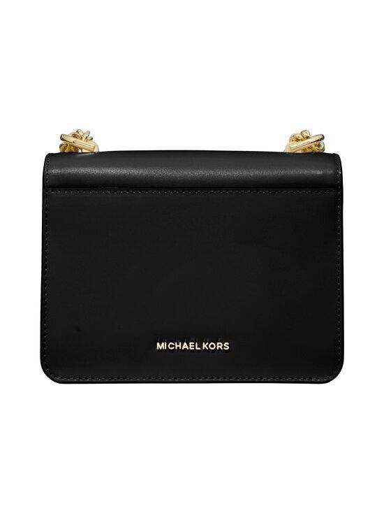 Michael Michael Kors - Jade XS Leather Crossbody -nahkalaukku - 001 BLACK | Stockmann - photo 2