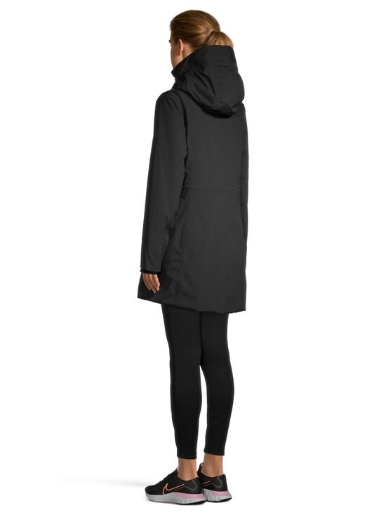 Didriksons - Cajsa Parka -takki - 060 BLACK | Stockmann - photo 3