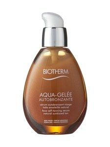 Biotherm - Aqua-Gelée Autobronzante -itseruskettava ja kosteuttava seerumi kasvoille 50 ml | Stockmann