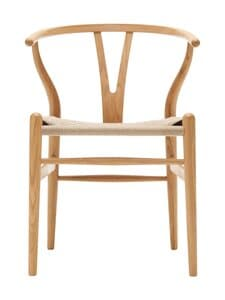Carl Hansen&Son - Carl Hansen CH24 wishbone chair natural paper cord oiled beech oiled - null | Stockmann