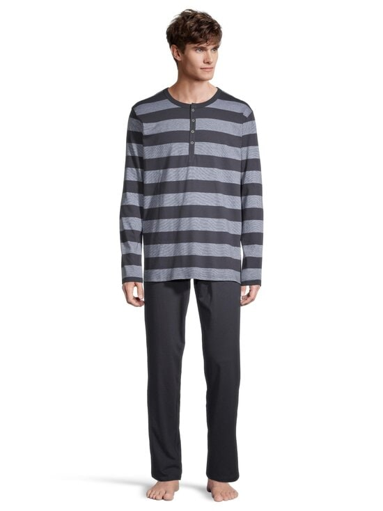 Schiesser - Pyjama - 203 ANTHRACITE | Stockmann - photo 2