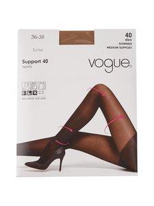 Vogue - Support 40 den -sukkahousut - SUNTAN   Stockmann