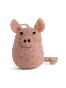 Én Gry & Sif - Lucky Pig -koriste - NUDE | Stockmann
