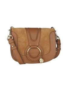 See By Chloe - Hana Shoulder Bag -nahkalaukku - CARAMELLO | Stockmann