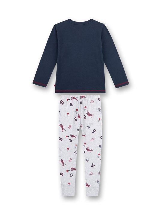 Sanetta - Let´s Go Play -pyjama - 5962 NORDIC BLUE | Stockmann - photo 2