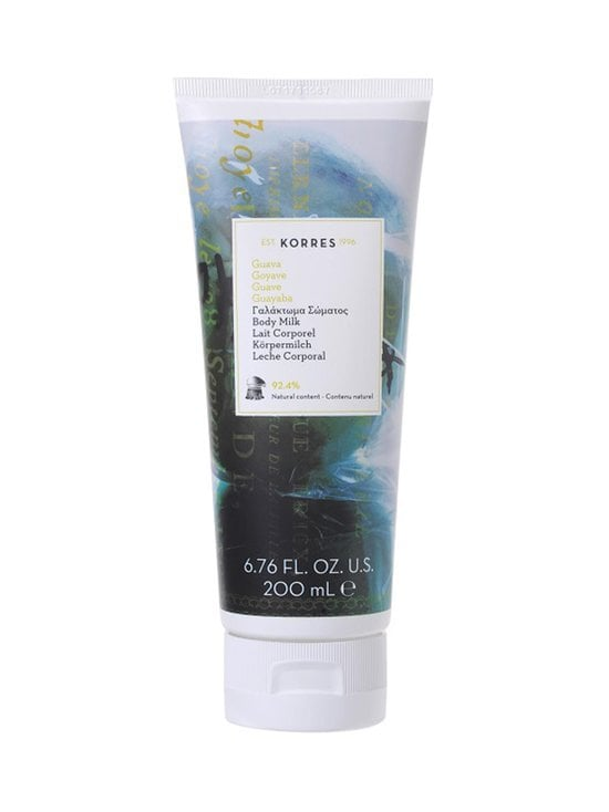 Korres - Guava Body Milk -vartalovoide 200 ml - NOCOL | Stockmann - photo 1