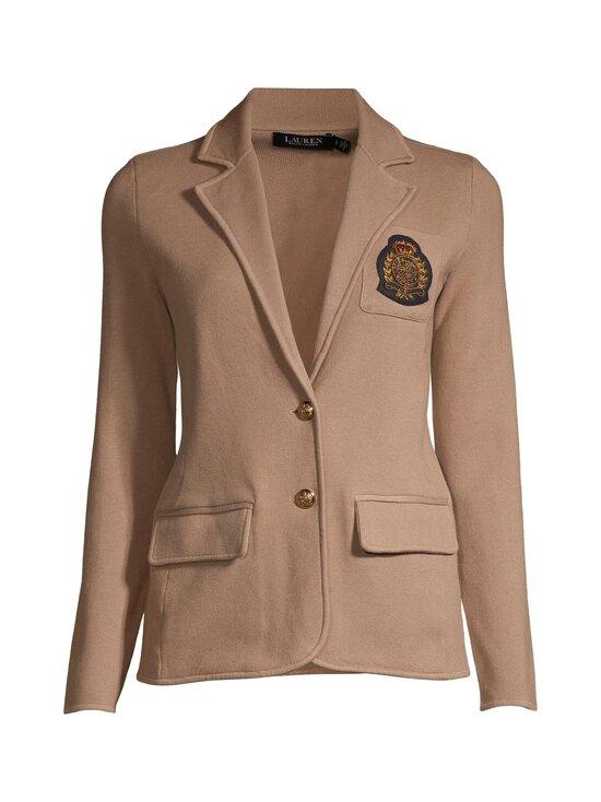 Lauren Ralph Lauren - Alvarta Unlined Jacket -jakku - 2XSG CAMEL | Stockmann - photo 1