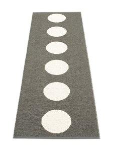 Pappelina - Vera-muovimatto 70 x 225 cm - CHARCOAL (HARMAA) | Stockmann