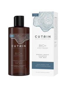 Cutrin Bio+ - Bio+ Energy Boost For Men -shampoo 250 ml - null | Stockmann