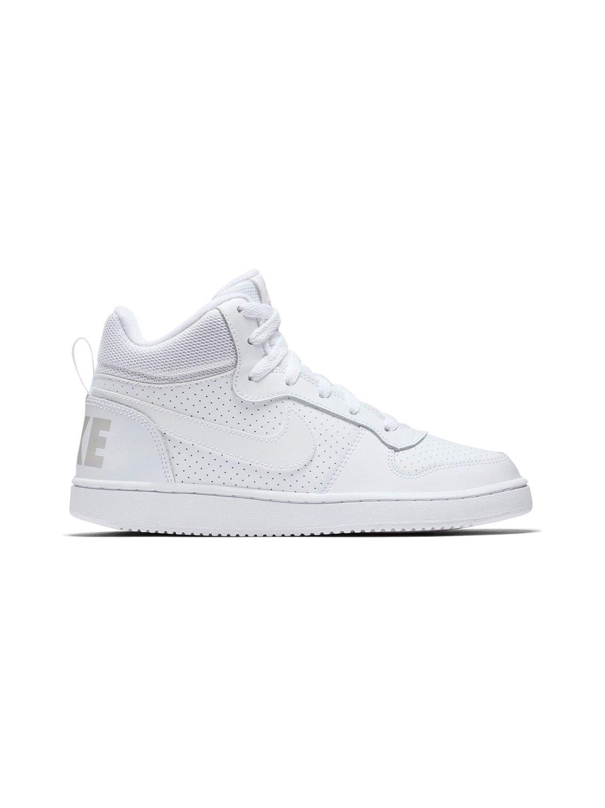 Court Mid Nike Sneakerit 839977 Borough White 39 valkoinen UZ1R4qWWw7