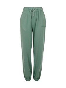 Neo Noir - Jocelyn Light Sweat Pants -housut - 723 DUSTY GREEN   Stockmann