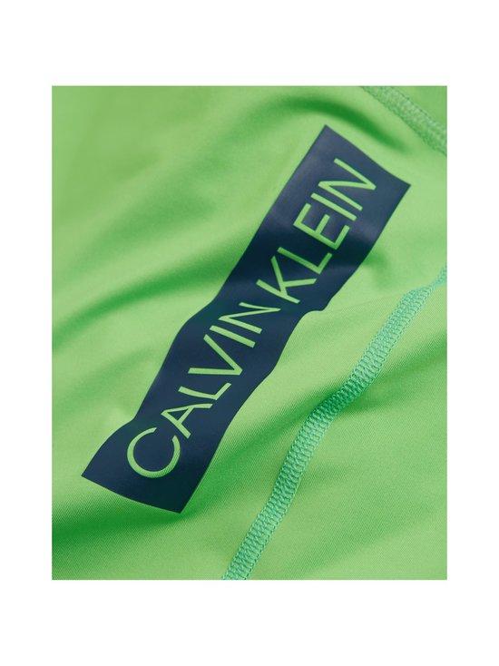 Calvin Klein Performance - Short Sleeve T-Shirt -paita - 310 GREEN FLASH/GREEN FLASH/MAJOLICA BL | Stockmann - photo 3