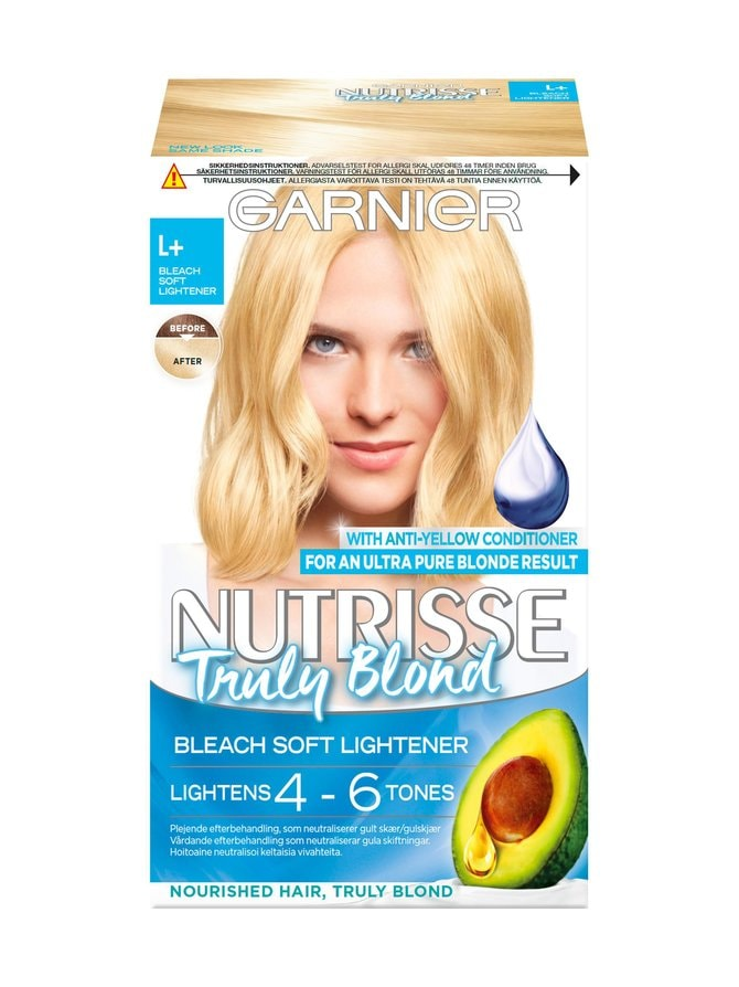 Nutrisse Truly Blonde Bleach -hiusväri
