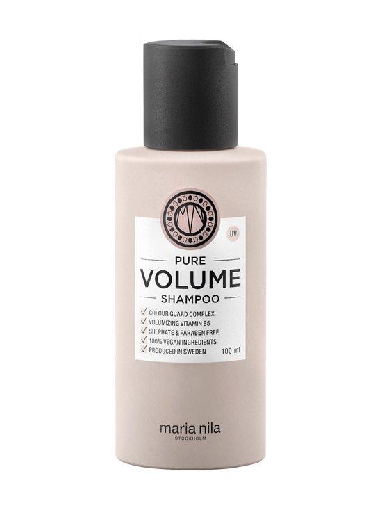 Maria Nila - Care & Style Pure Volume -shampoo 100 ml - NOCOL   Stockmann - photo 1