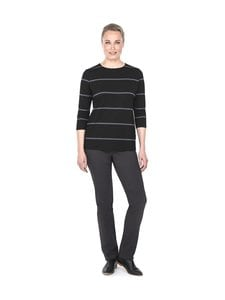 Ritva Falla - Carpi-paita - 009S BLACK STRIPE | Stockmann