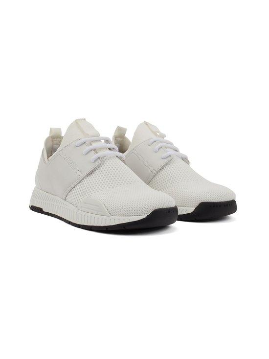 BOSS - Titanium Run -sneakerit - 100 WHITE | Stockmann - photo 1