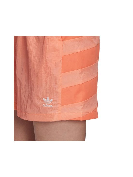 adidas Originals - Large Logo -shortsit - CHALK CORAL/SEMI CORAL | Stockmann - photo 6
