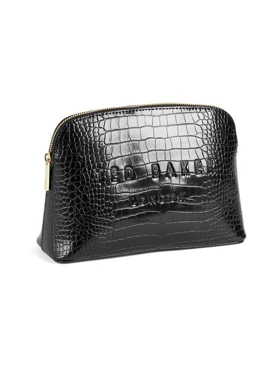 Ted Baker London - Crocala Croc Detail -meikkilaukku - BLACK   Stockmann - photo 2
