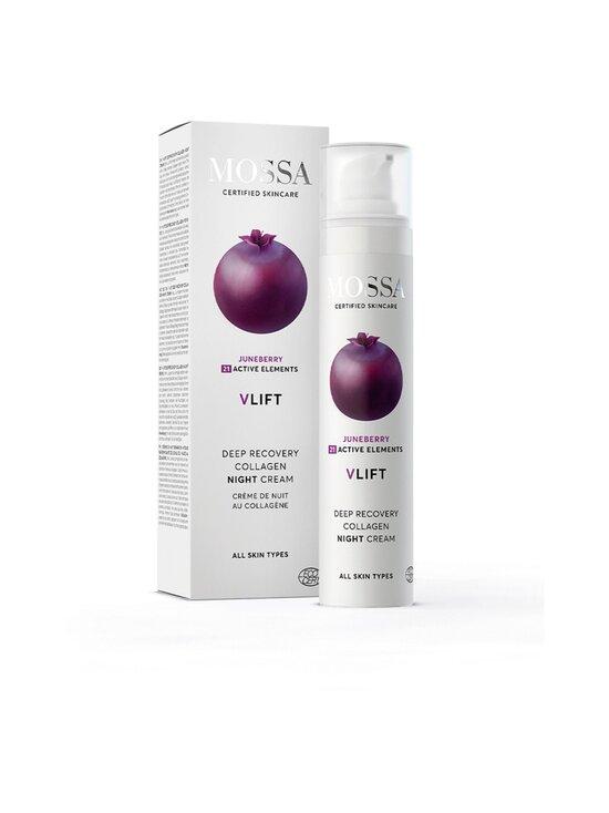Mossa - V Lift V LIFT Deep Recovery Collagen Night Cream -yövoide 50 ml - NOCOL | Stockmann - photo 1