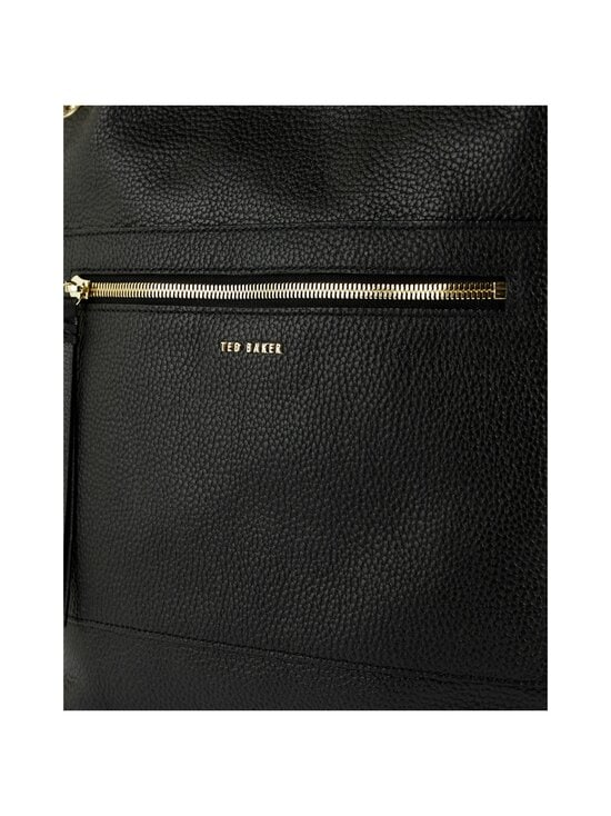 Ted Baker London - CAFRIN Zip Detail Hobo Bag -laukku - BLACK   Stockmann - photo 4