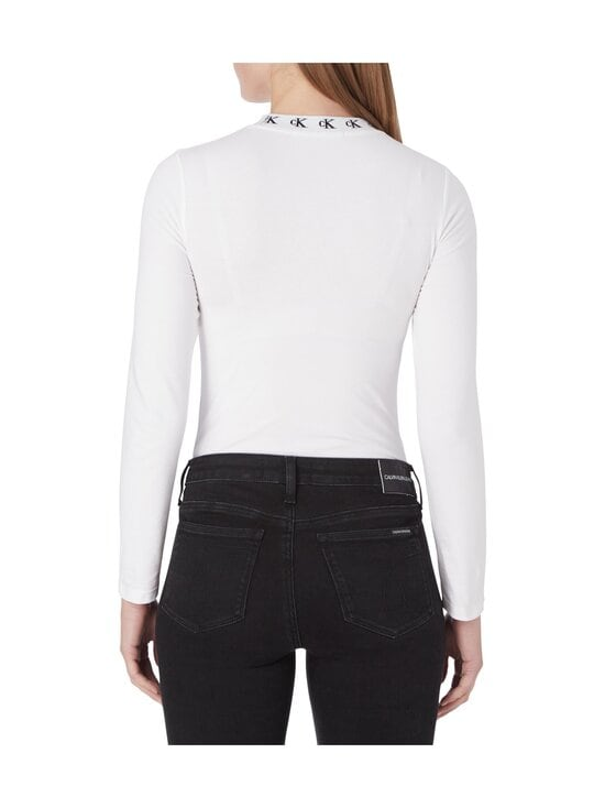 Calvin Klein Jeans - CK LOGO TRIM -body - YAF BRIGHT WHITE | Stockmann - photo 2