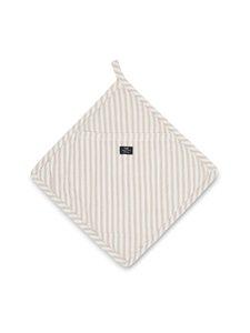 Lexington - Icons Cotton -patalappu - BEIGE/WHITE | Stockmann
