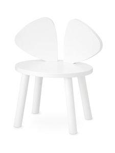 Nofred - Mouse-tuoli 42,5 x 46 x 28 cm - WHITE | Stockmann