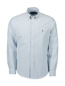 Polo Ralph Lauren - Slim Fit -kauluspaita - BLUE STRIPES | Stockmann