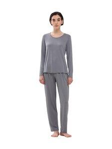Mey - Pants Alena -pyjamahousut - 354 ANTHRACITE   Stockmann