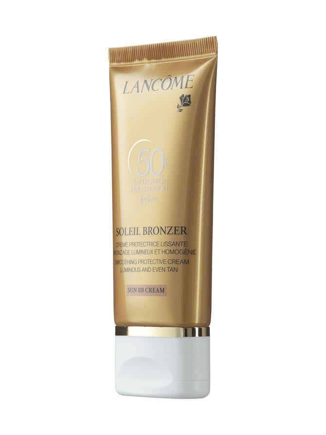 Soleil Bronzer Sun BB Cream SPF 50 -aurinkovoide kasvoille 50 ml