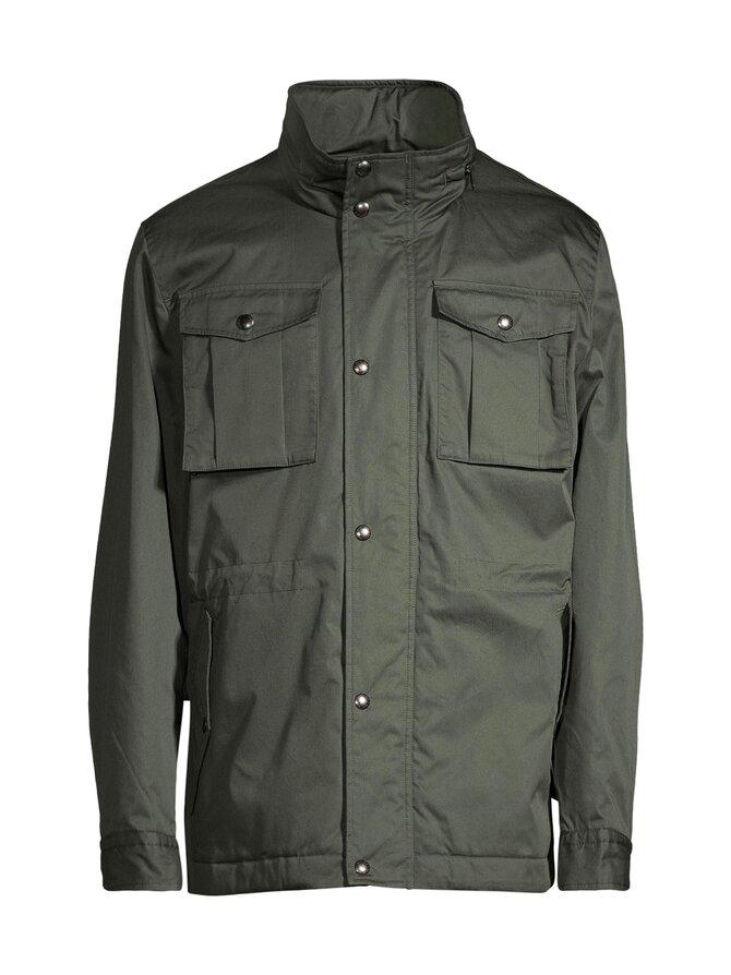 D1. The Padded Four Pocket Jacket -takki