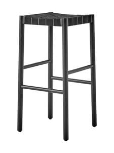 &tradition - Betty TK8 -tuoli 76 x 40 cm - BLACK / BLACK WEBBING | Stockmann