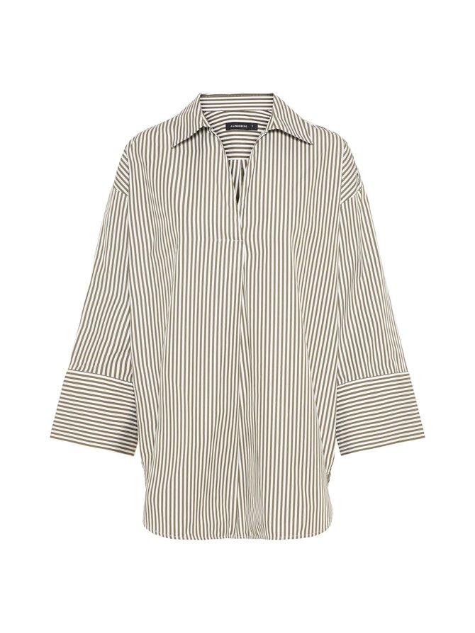 Iggie Cotton Shirt -paitapusero