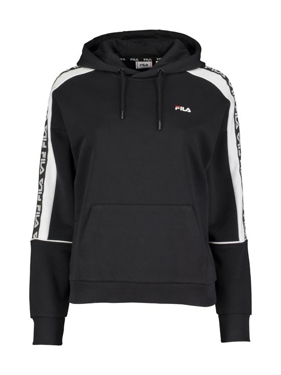 Fila - Tavora-huppari - E09 BLACK-BRIGHT WHITE | Stockmann - photo 1