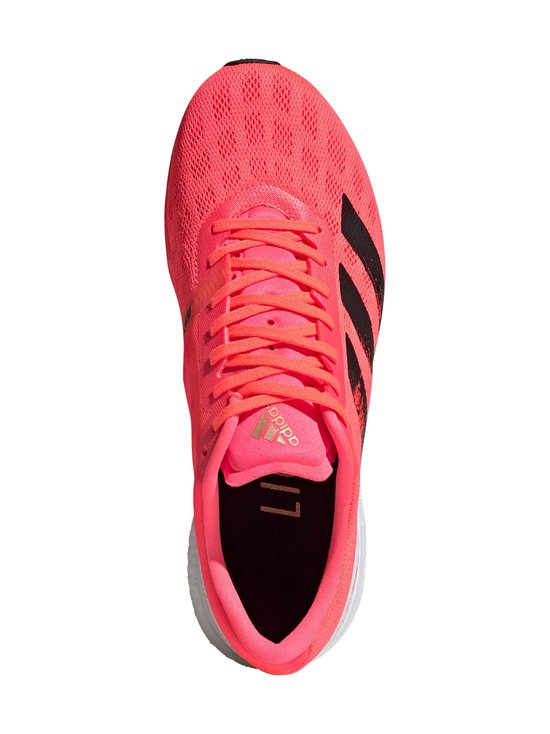 adidas Performance - M Adizero Boston 9 -juoksukengät - SIGNAL PINK/CORE BLACK/COPPER METALLIC | Stockmann - photo 1