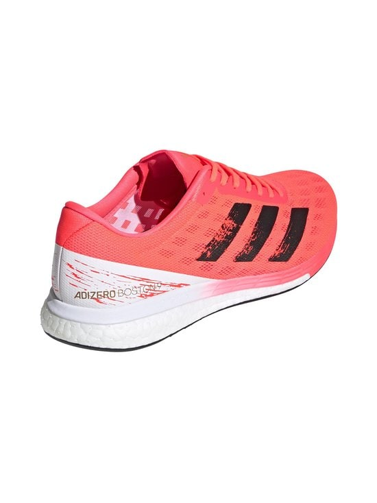 adidas Performance - M Adizero Boston 9 -juoksukengät - SIGNAL PINK/CORE BLACK/COPPER METALLIC | Stockmann - photo 8
