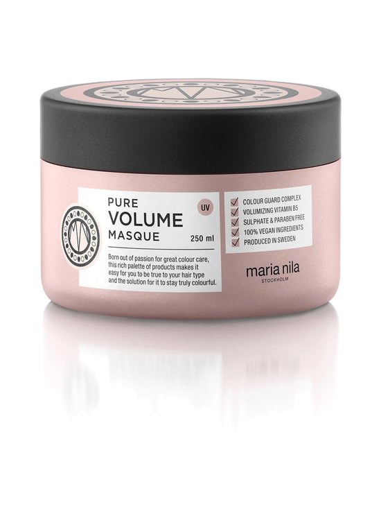 Maria Nila - Care & Style Pure Volume Masque -hiusnaamio 250 ml - NOCOL | Stockmann - photo 1