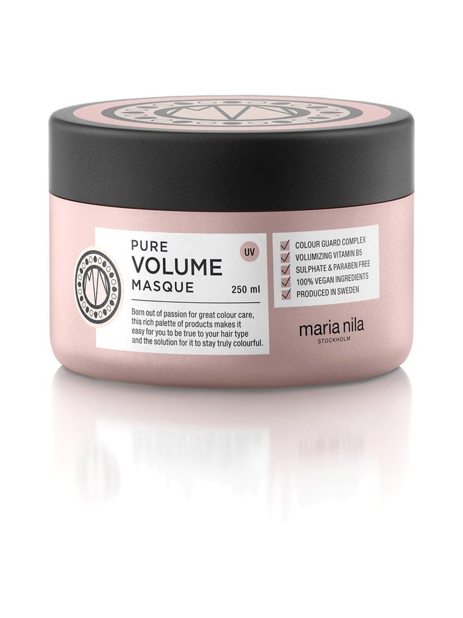 Care & Style Pure Volume Masque -hiusnaamio 250 ml