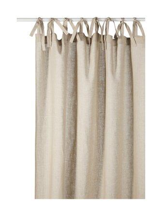 Shade linen curtain 145 x 280 cm - Villa Stockmann