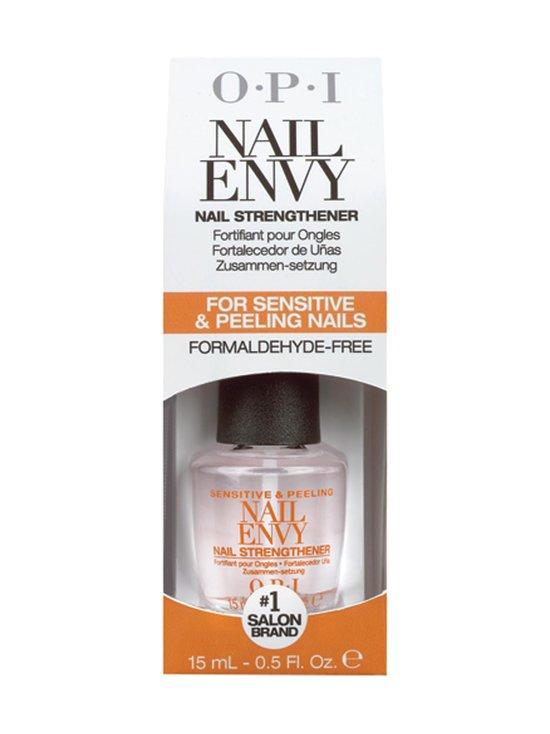 O.P.I. - Nail Envy Sensitive & Peeling -kynnenvahvistaja 15 ml - KIRKAS | Stockmann - photo 1