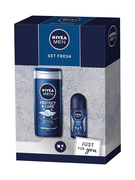 NIVEA MEN - Men Get Fresh Gift Set -lahjapakkaus - NOCOL | Stockmann - photo 1